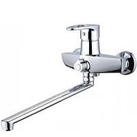 Смеситель для ванны с длинным изливом Z63-NKE-A180