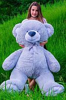 Большой серый медведь - Мишка Лапочка 2 метра