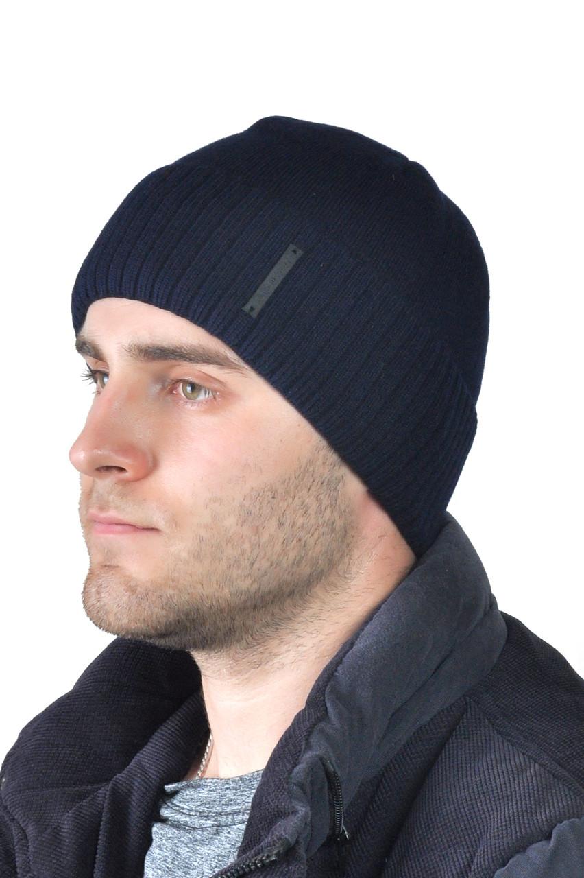 Зимняя мужская шапка ShaDo №24 - KingLegProm в Хмельницком