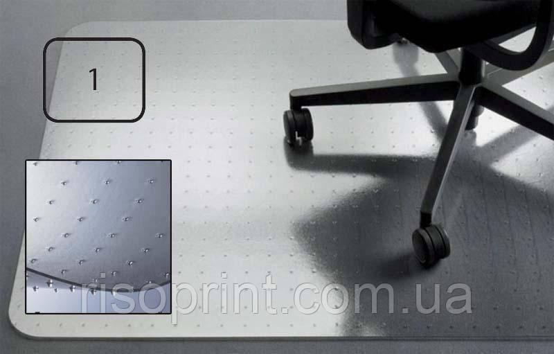 Защитный коврик PET, для ковровых покрытий, 2,3мм, 121 x 134 см *