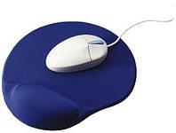 Коврик для мыши с гелевой подушкой для запястья, ProfiOffice