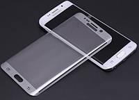 3D защитное стекло для Samsung Galaxy S7 Edge (G935F) - Silver, фото 1
