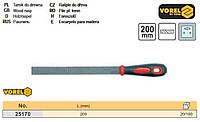 Рашпиль плоский l= 200 мм VOREL-25170
