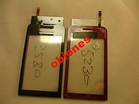 ТАЧ Samsung S5230 (Red) High copy+ САМОКЛЕЙКА