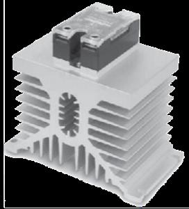 HSR-2D704-T (70 А, с радиатором) high