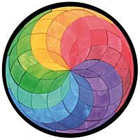 Grimm`s Мозаика магнитная Grimm`s Спираль большая, 72 шт.