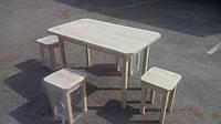 Комплект кухонной мебели из сосны