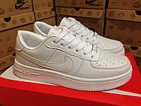 Женские кроссовки копия Nike Air Force, фото 1