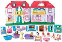 """Домик для кукол Домик 22002 Keenway """"Дом, милый дом"""""""