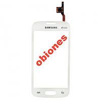 Тачскрин SAMSUNG S7260/S7262 White H/C-ORIG Taiwan