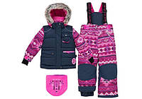 Детский костюм для девочки  Deux par Deux (Canada)