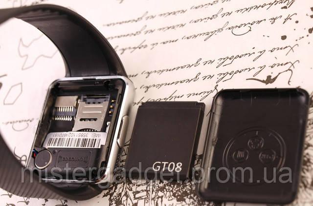 смарт часы GT08 копия