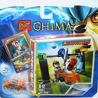 Детский конструктор Chima, 106 деталей