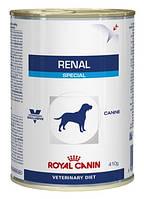 Консервы(влажный корм) для собак Royal Canin RENAL CANINE Cans, 410 гр, 12 шт в уп.
