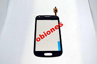ТАЧСКРИН Samsung S7562/S7560 black Orig +самоклейка TESTED