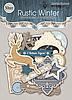 Набор высечек для скрапбукинга 53шт от Scrapmir Rustic Winter
