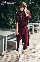 Женское осеннее кашемировое пальто с поясом в самых ярких расцветках!