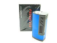Бокс МОД Sigelei Fuchai TC 213W  с температурным контролем, синий