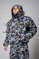 Куртка зимняя для охраны, фото 1