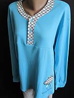 Жіночі піжами великого розміру., фото 1