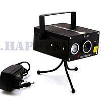Laser Show System HL-26 – система для лазерного шоу с проигрывателем