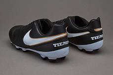 Детские Бутсы Nike Tiempo Legend VI FG 819186-010 JR (Оригинал), фото 3