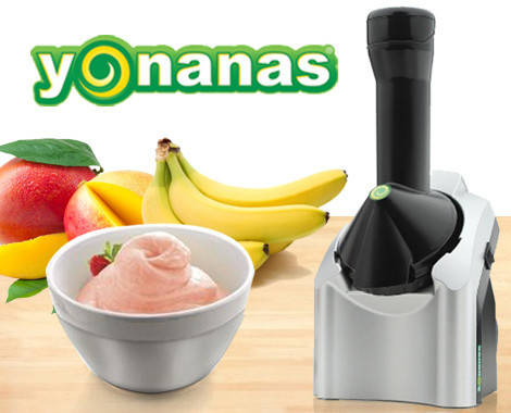 Комбайн для приготовления мороженного и переработки фруктов и ягод Ice cream maker, фото 2