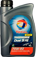 Масло TOTAL TRANS. DUAL 9 FE 75W-90 1л