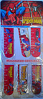 Закладка Магнитная Человек Паук №JQ-850Е-A Китай