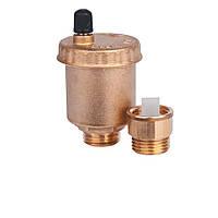 Icma Автоматический поплавковый воздухоотводчик c запорным клапаном 1\2