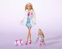 Кукла Штеффи и Еви Детский врач Steffi 5730934