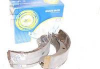 Колодка тормозная Газель задняя  (комплект 4 шт)  (производство НАЧАЛО)