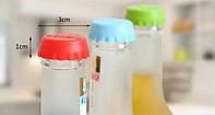 Пробка для бутылки силиконовая