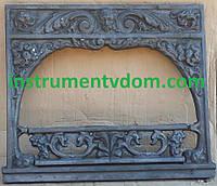 Камин чугунный открытый (Румыния), фото 1