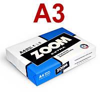 Бумага А3 Zoom Extra 80г / м2 500л В-класс Stora Enso (Финляндия)