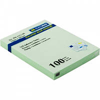 Блок для заметок 76x102мм, 100л., пастель ассорти BUROMAX BM.2313-99
