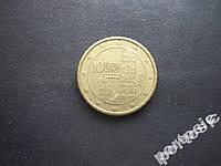 10 евроцентов Австрия 2002