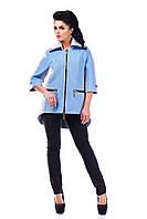 Женское осеннее короткое пальто арт. 932 Тон 9