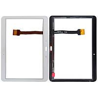 Сенсорный экран для планшетов Samsung T530 Galaxy Tab 4 10.1, T531 Galaxy Tab 4 10.1 3G, белый