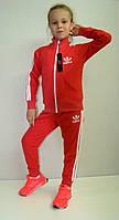 """Классический спортивный костюм """" Adidas """" для девочки 146-160 рост. 128"""