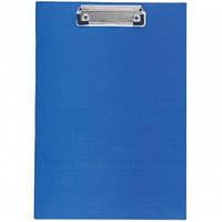 Клипборд А4, PVC BUROMAX BM.3411-03 синий