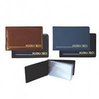 Визитница для 24 визиток, PVC 0304-0001