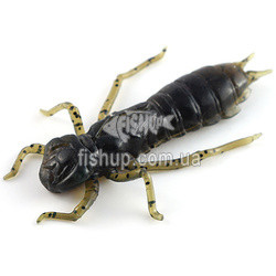 "Dragonfly 1.5"" (8шт), #043 - Watermelon Brown/Black"