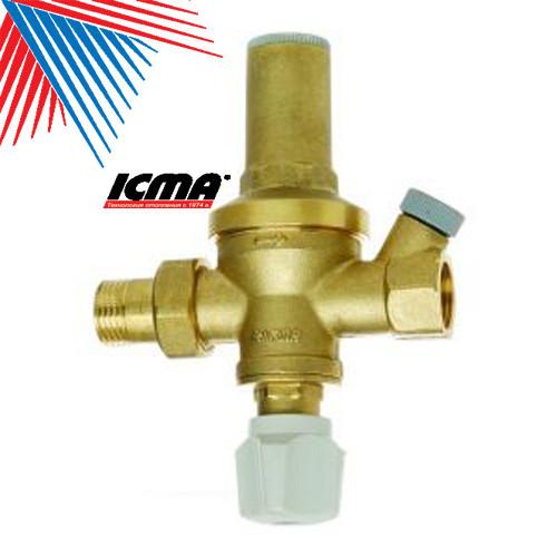 Icma підживлюючий клапан 250 1-4 bar