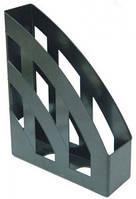 Лоток   для бумаг вертикальный  черный ECONOMIX,E31900