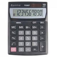 Калькулятор електронный 10 розрядов, 137*103*32мм OPTIMA O75507