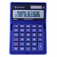 Калькулятор електронный 12 розрядов водостойкий 171*120*36мм OPTIMA O75514