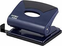 Дырокол BUROMAX 20л., синий, пластиковый корпус (BM.4005-02)
