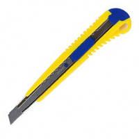 Нож канцелярский 9мм BM.4602, BUROMAX