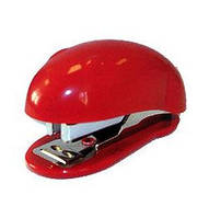 Степлер BUROMAX (скобы №10), красный пластиковый корпус (BM.4126-05)